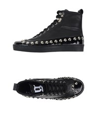 Galliano Footwear High Tops And Trainers Men Black
