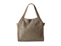 Big Buddha Grayson Grey Hobo Handbags