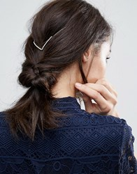 Asos Limited Edition Crystal Back Hair Crown Crystal Gold