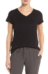 Eileen Fisher Women's Organic Cotton V Neck Tee