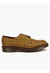Dr. Martens Men's Crafted Paisley Silk Percy Shoes