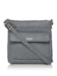 Ollie And Nic Rosa Crossbody Grey