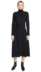Club Monaco Melissah Knit Dress Black