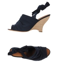 Apepazza Sandals Black