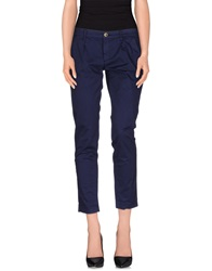 Atelier Fixdesign Casual Pants Dark Blue