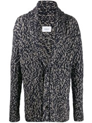 Dondup V Neck Relaxed Fit Cardigan 60