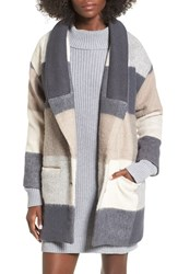 Lovers Friends Women's 'Arden' Plaid Coat