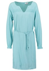 Noa Noa Summer Dress Reef Blue