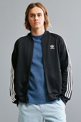 Adidas Superstar Relax Track Jacket Black