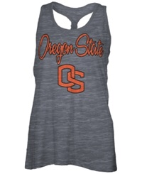 Royce Apparel Inc Women's Oregon State Beavers Nora Tank Top Charcoal