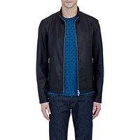 33341c73fa Men Theory Leather & Suede Outerwear | Sale up to 40% | Nuji