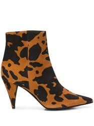 Marc Ellis Animal Print Boots 60