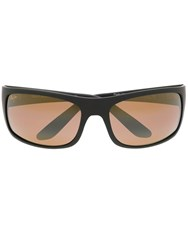 Maui Jim Aviator Frame Sunglasses Black
