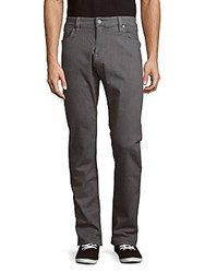 Mavi Jeans Cool Mid Rise Tapered Leg Grey Reform