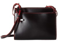 Lodis Audrey Trisha Double Zip Wallet On A String Black Wallet Handbags