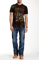 Affliction Blake Magnet Relaxed Straight Jean Multi