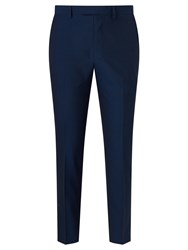 John Lewis Kin By Coborn Tonic Slim Fit Suit Trousers Teal