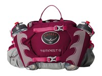 Osprey Tempest 6 Pack Mystic Magenta Day Pack Bags Mahogany