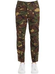 G Star By Pharrell Williams 5622 Elwood Woodland Camouflage Jeans