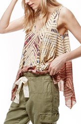 Free People Women's Day Dreamers Tank Yellow