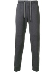 Fendi Drawstring Track Trousers Grey