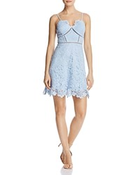 Aqua Lace Cami Dress 100 Exclusive Sky Blue