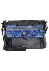 Desigual Across Body Bag Blue