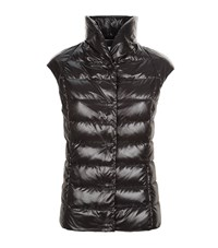 Escada Sport Quilted Down Gilet Female Black