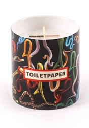 Seletti Toiletpaper Candle Snakes Various