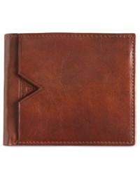 Guess Men's Leather Wallet Tan