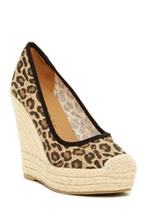 Groove Bestie Wedge Pump Multi