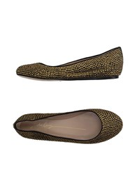 Lola Cruz Footwear Ballet Flats Women Black