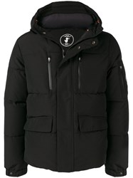 Save The Duck Padded Shell Jacket Black