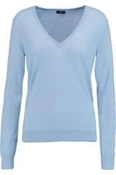 Joseph Cashmere Sweater Blue