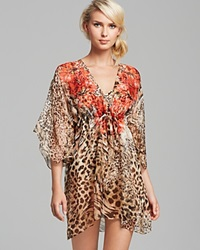 Gottex Maculato Cover Up Beach Dress