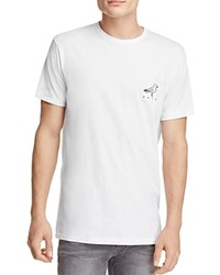 Barney Cools Seagull Mate Tee White