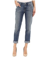 Level 99 Casey Tomboy Fit In Sicily Sicily Women's Jeans Blue