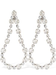 Ca And Lou Victoria Clip On Earrings Crystal