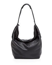 Mackage Declan Hobo Black Shiny Nickel