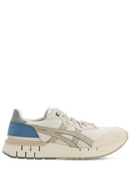 Asics Rebilac Runner Sneakers Off White