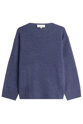Paul And Joe Cashmere Pullover Blue
