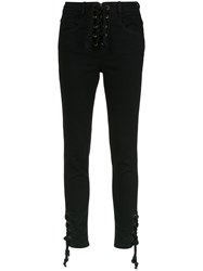 Spacenk Nk Fitted Jeans Black