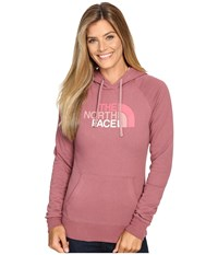 The North Face Half Dome Hoodie Renaissance Rose Nostalgia Rose Multi Women's Sweatshirt Pink