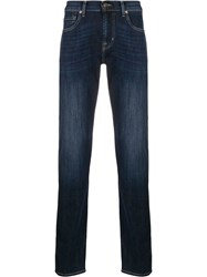 7 For All Mankind Faded Slim Fit Jeans 60