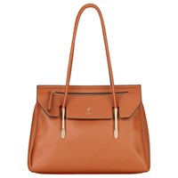 Fiorelli Carlton Flap Over Tote Bag Tan