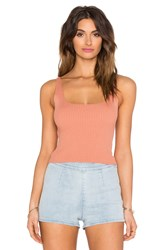 Free People What's Not To Like Cami Peach