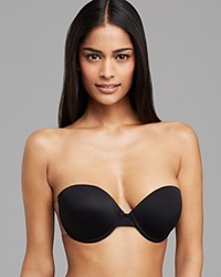 Fashion Forms Bra Go Bare Strapless Backless Push Up 16540 Black