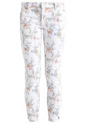 Mavi Jeans Uptown Suzie Slim Fit Tropical Multicoloured