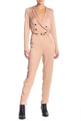 Free People I Am A Woman Jumpsuit Neutral