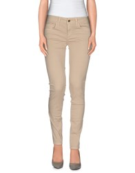 Liu Jo Trousers Casual Trousers Women Sand
